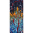 Submergeencaustic & oil on found wood36x15.5in2015SOLD